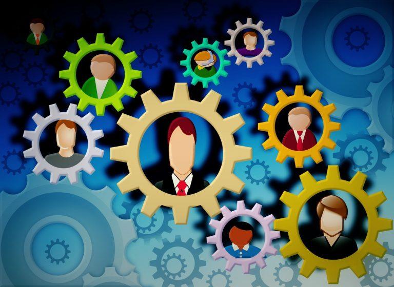 joint effort, teamwork, cooperation